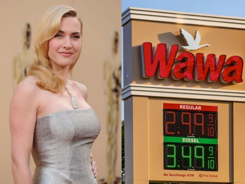 Kate Winslet earns praise after describing convenience store Wawa as 'mythical'