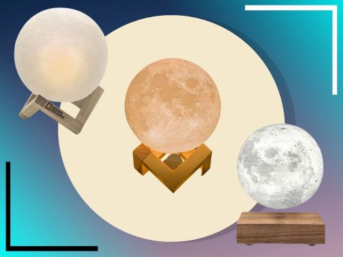 Floating moon lamps are TikTok's new obsession
