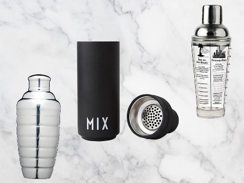 8 best cocktail shakers to inspire your inner mixologist