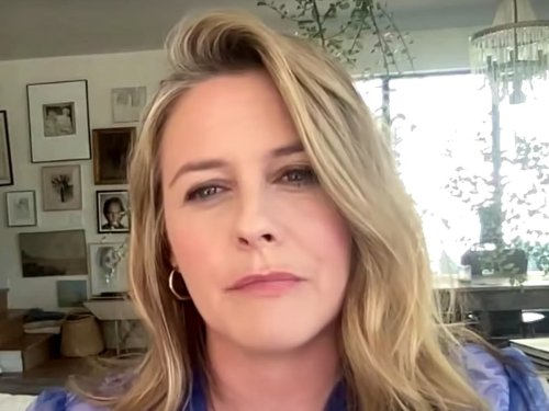 Clueless star Alicia Silverstone says she was kicked off the same dating app twice