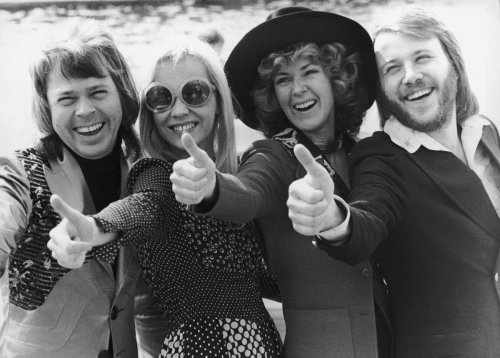 Abba confirm they're breaking up for good after Voyage album