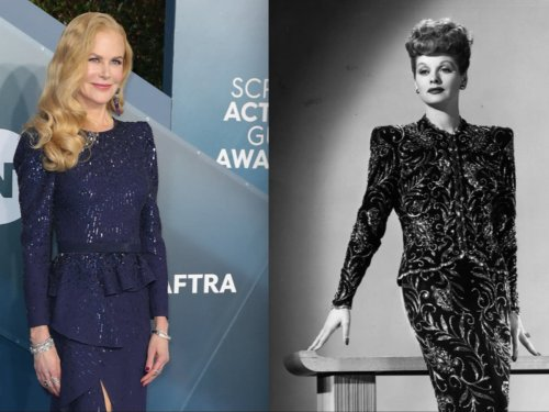 Fans 'very skeptical' over casting of Nicole Kidman as Lucille Ball in new biopic