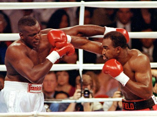Buster Douglas's decline and how a heavyweight fairy tale turned ugly