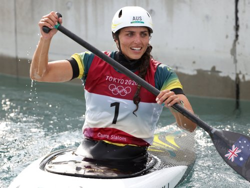 Olympic star reveals genius condom hack used by kayakers