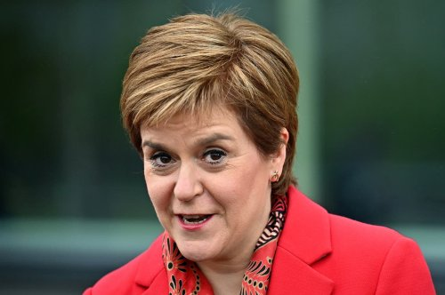 Sturgeon says 'outrageous' if Johnson blocks independence referendum - follow live
