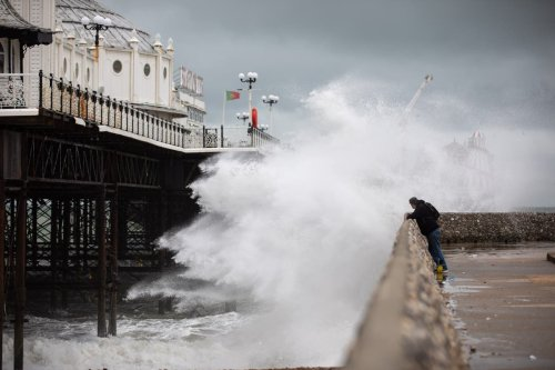 UK weather: The latest forecast from the Met Office