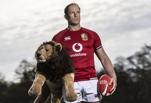 Lions squad receive first coronavirus vaccinations ahead of South Africa tour