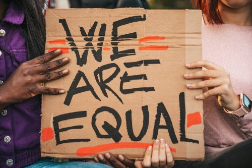 Progress towards gender equality will improve all of our lives
