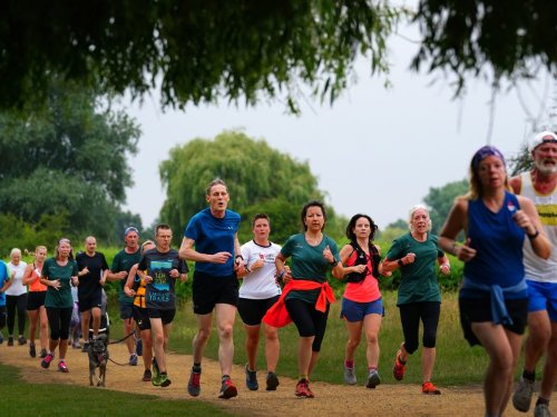 'Most uplifting thing you can do': Joggers rejoice as Parkrun returns in England