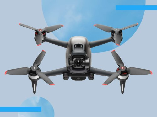 DJI's new FPV is a first-person drone that gives you a bird's eye view of the world