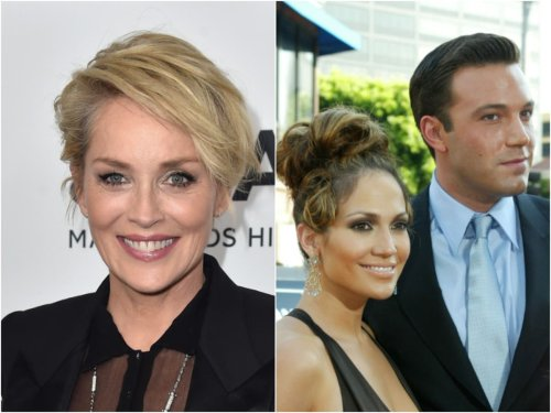 Sharon Stone posts eye-catching response to reunion of Ben Affleck and Jennifer Lopez