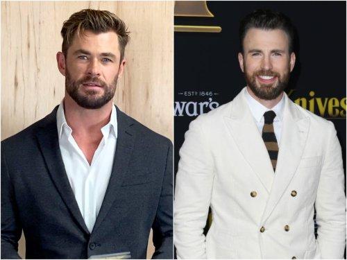 Chris Hemsworth trolls Chris Evans with hilarious 40th birthday Instagram post
