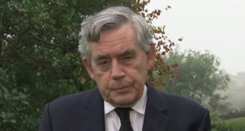 Failure of rich world to share Covid vaccines is 'criminal', says Gordon Brown