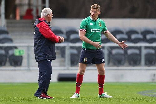 'Fantastic' Owen Farrell backed to have great Lions tour by Warren Gatland