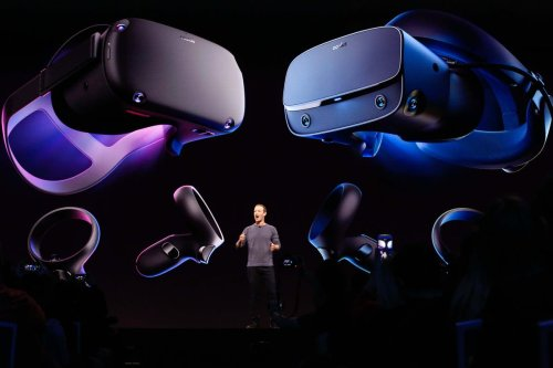 Facebook ads come to VR despite Oculus founder's claims it would never happen