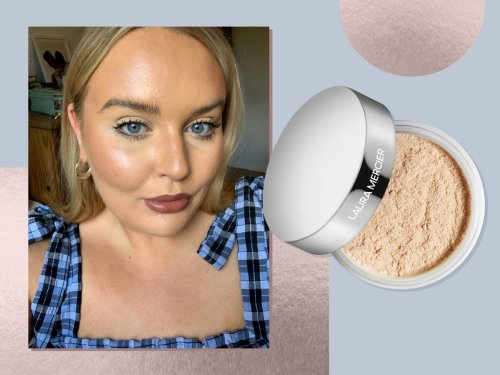 Laura Mercier has launched a luminous setting powder and we're obsessed