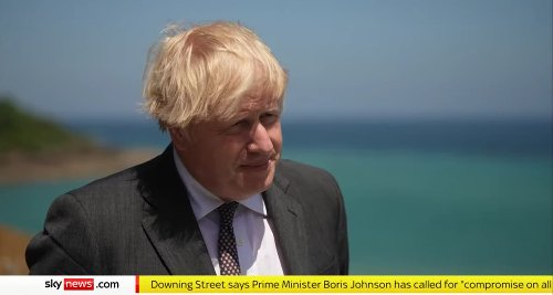 'Sausage war' tensions heightened as Boris Johnson says he 'will not hesitate' to suspend protocol