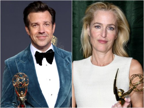 The Crown and Ted Lasso win big at Emmys without a single winning actor of colour