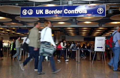 Huge Heathrow queues blamed on 'nightmare' new Border Force rota