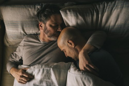 Stanley Tucci on facing his own mortality and breaking new ground with mature same sex relationships in film