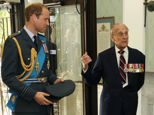 Prince William says he admired Prince Philip for 'giving up career' for queen