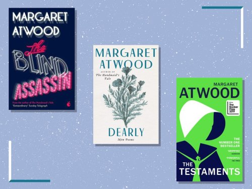 10 best Margaret Atwood books: From 'The Handmaid's Tale' to 'Alias Grace'