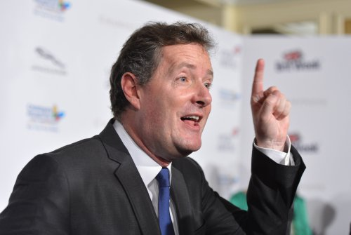 Piers Morgan couldn't resist belittling Naomi Osaka even as she lit the Olympic cauldron