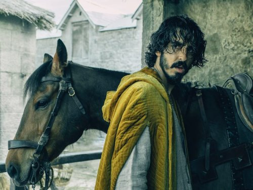 Dev Patel is no chivalrous hero in exquisite fantasy The Green Knight – review