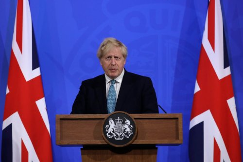 What time is Boris Johnson's Covid announcement today?