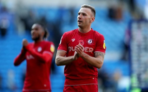 Andreas Weimann commits future to Bristol City