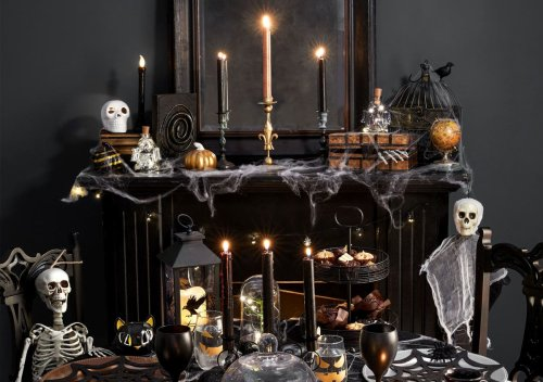 Halloween is coming: 12 wicked ways to make your home creepy