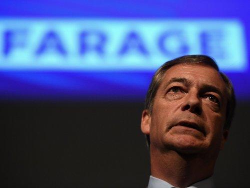 Farage hails Raducanu as a 'megastar' – but Twitter's not having any of it