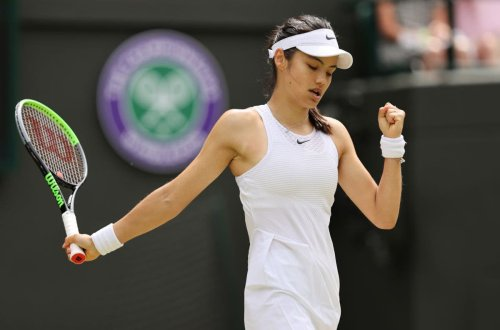 Emma Raducanu breaks silence after being forced to retire from Wimbledon