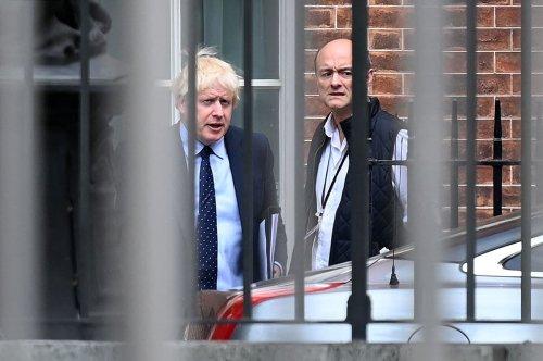 Cummings accuses Boris Johnson's government of a 'joke' borders policy