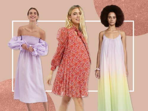 10 best maternity dresses for wedding guests that you'll want to rewear