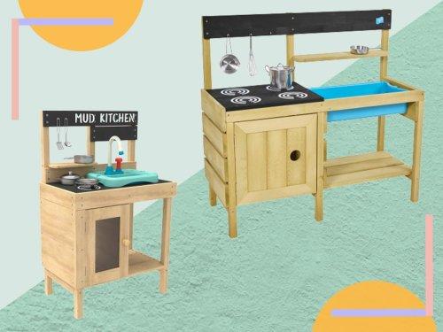11 best mud kitchens to encourage your child's creativity
