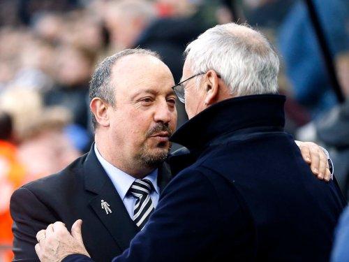 Rafael Benitez puts Claudio Ranieri friendship to the side for Premier League clash