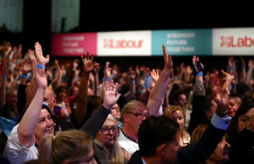 Unions block Labour from backing PR despite mass support from members
