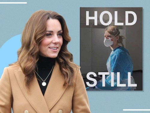 Kate Middleton shares a glimpse of 'Hold Still' before its launch tomorrow