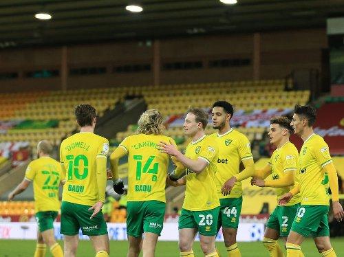 Norwich secure promotion back to Premier League