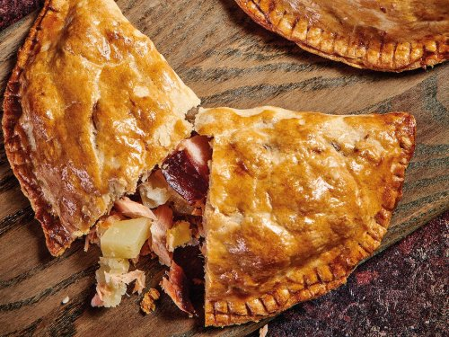 Hebridean pasty: A wee twist on the classic Cornish recipe