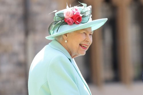The Queen reportedly sent a note to kitchen staff after finding a slug in her salad