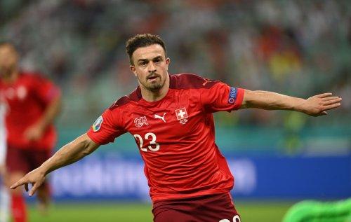 Xherdan Shaqiri keeps Switzerland's Euro 2020 hopes alive with win over Turkey