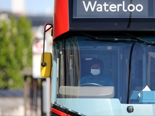 UK faces bus driver shortage as staff 'leaving in droves' for better-paid HGV jobs