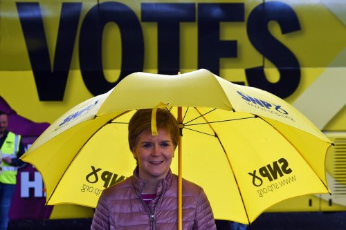 Future of UK at stake as millions go to the polls