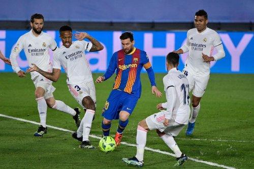 Real Madrid vs Barcelona LIVE – Latest updates