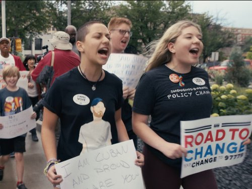 Us Kids director Kim A Snyder talks Parkland students' resolve and the eventual 'generational shift' in gun control