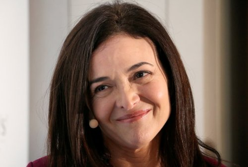 Sheryl Sandberg: 'I was told at Facebook I was middle-aged at 35'