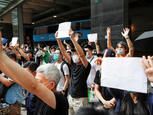 Tech giants refuse to honour Hong Kong data requests over new China law