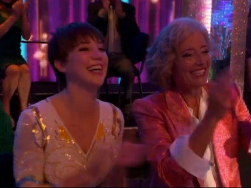Strictly Come Dancing: Greg Wise cheered on by Emma Thompson after dancing the American Smooth
